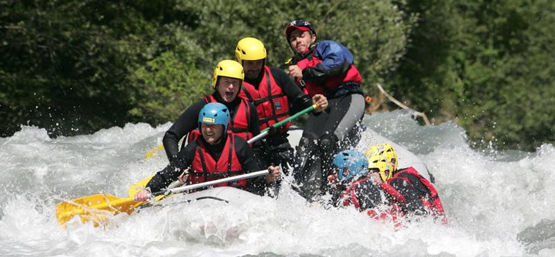 Rafting Kayak Annecy