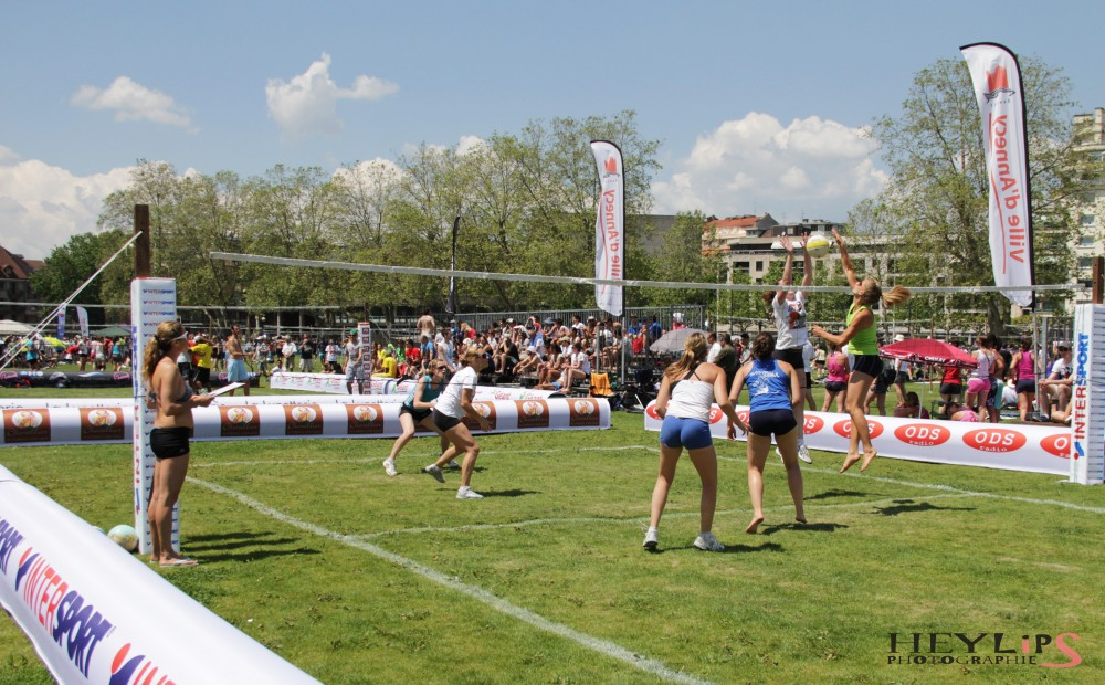 Tournoi de Volley Annecy