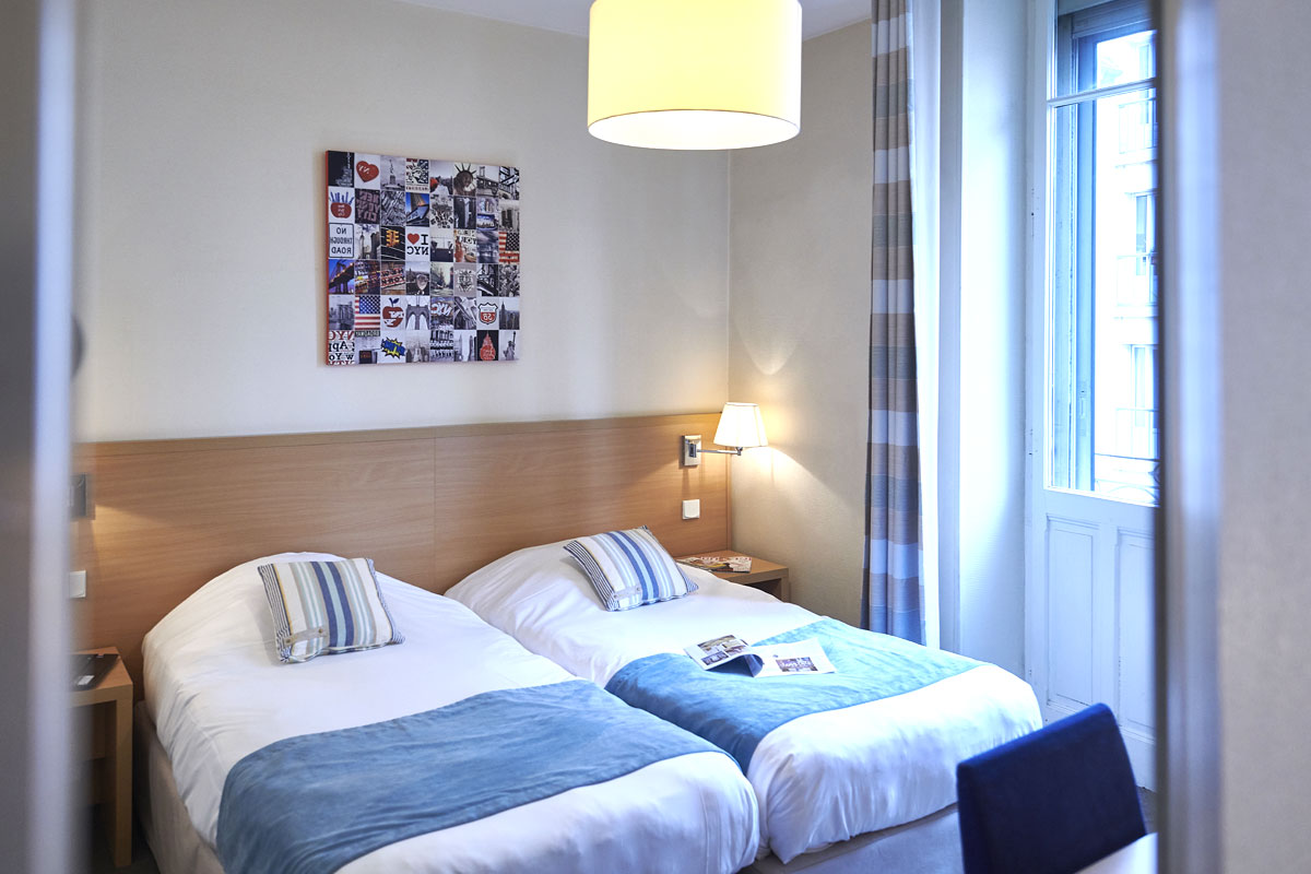 Hotel Annecy Chambre Twin