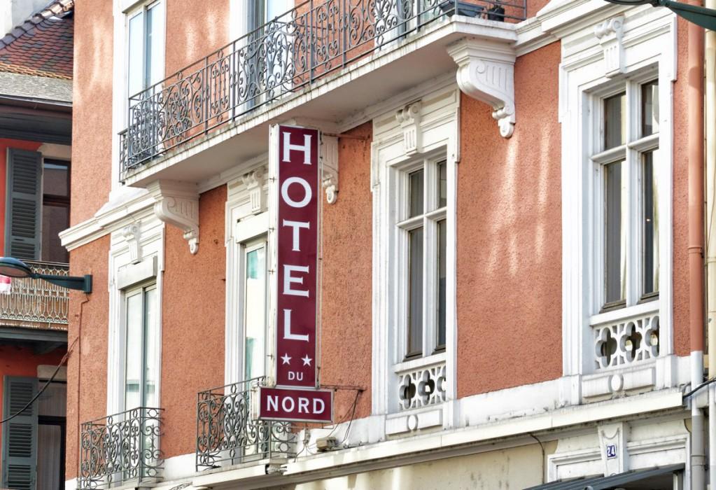 Hotel Annecy Avec Parking
